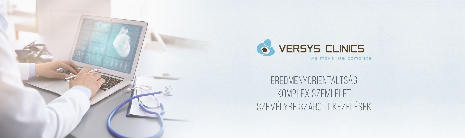 VERSYS CLINICS - CARDIOLOGY OUTPATIENT SPECIALITY DEPARTMENT (FOCUSING ON ATHLETES)