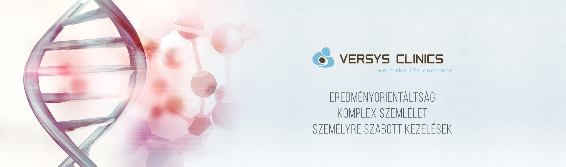 VERSYS CLINICS - GENETIC CENTER